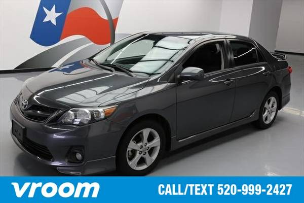 2011 Toyota Corolla 7 DAY RETURN / 3000 CARS IN STOCK