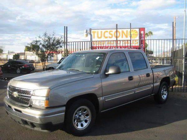 2007 *Chevrolet* *Silverado* *1500* LS 4dr Crew Cab 5.8 ft. SB - $500