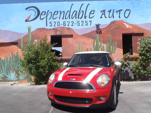 2010 MINI COOPER/ NO CREDIT? NO PROBLEM! WE APPROVE YOU! $500 DOWN OAC
