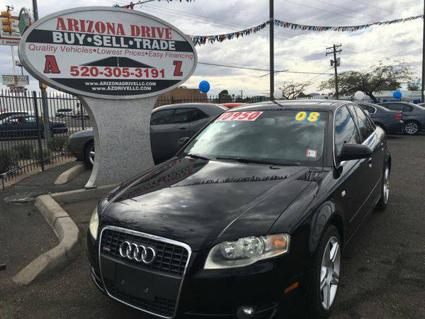 2008 *Audi* *A4* 2.0T Special Ed. 4dr Sedan (2L I4 CVT) VEHICLES INSPE