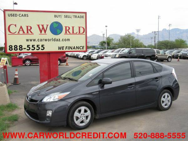2010 Toyota Prius Hybrid 3...................WE FINANCE...............
