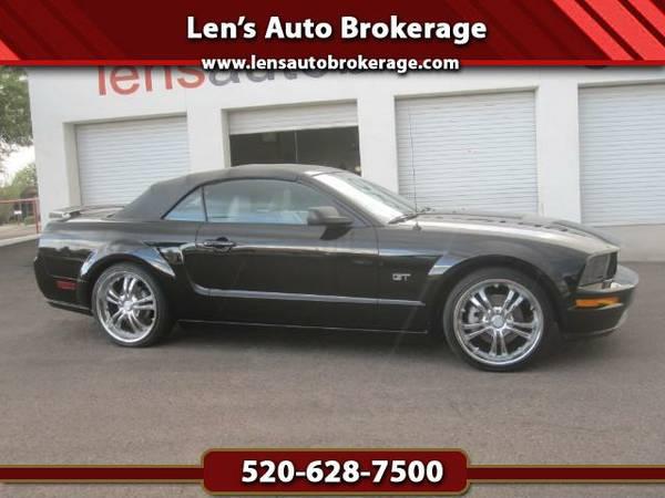 58k Mile 2005 Mustang GT Convertible!