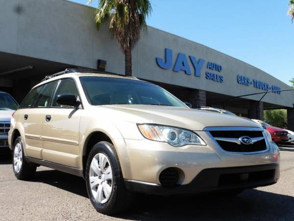 2008 Subaru Outback 4dr H4 Auto / CLEAN CARFAX / WWW.JAYAUTOSALES.COM