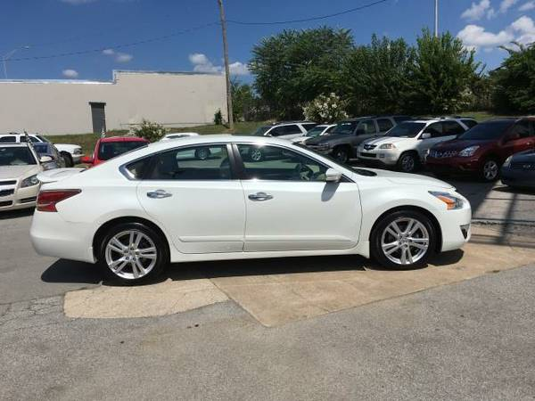 2013 ALTIMA SL 3.5 V6 LEATHER ROOF BOSE LOADED! 31K! 500 DOWN! 325 PAY