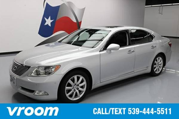 2008 Lexus LS 460 7 DAY RETURN / 3000 CARS IN STOCK