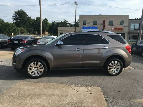 2010 EQUINOX LTZ LEATHER ROOF PIONEER 89K! 500 DOWN! 275 PAYMENT! WAC!