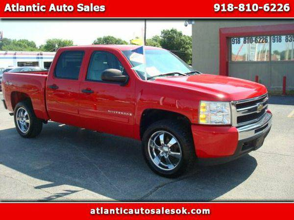 2009 *Chevrolet* *Silverado* *1500* LT Crew Cab 4X4 -🏎 TEXT OR