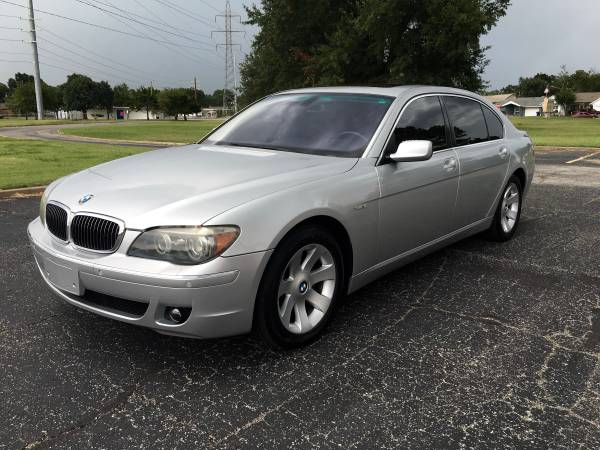 2006 BMW 750Li $75,000 Luxury