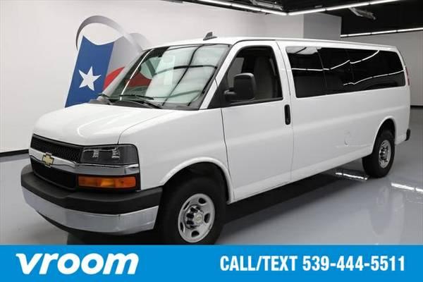 2016 Chevrolet Express 3500 LT 3500 3dr Extended Passenger Van w/1LT W
