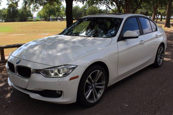 2012 BMW 328I SPORT PACKAGE! NAVIGATION! HEADS UP DISPLAY!