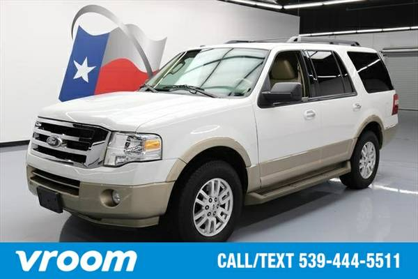 2014 Ford Expedition 7 DAY RETURN / 3000 CARS IN STOCK