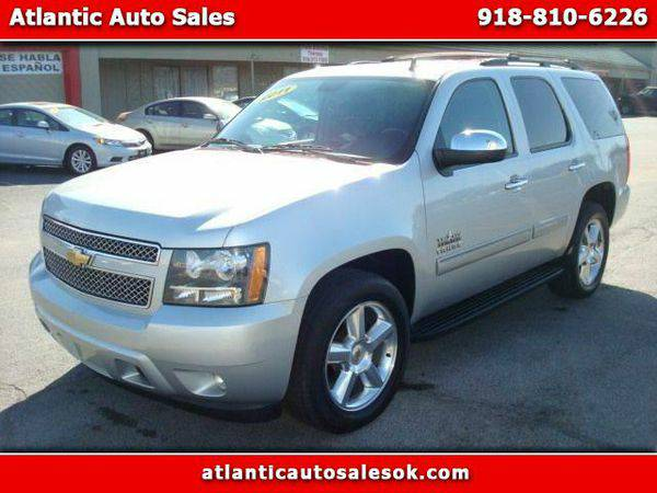 2011 *Chevrolet* *Tahoe* TEXAS EDITION Back up Camera 3rd ROW SEATS -&