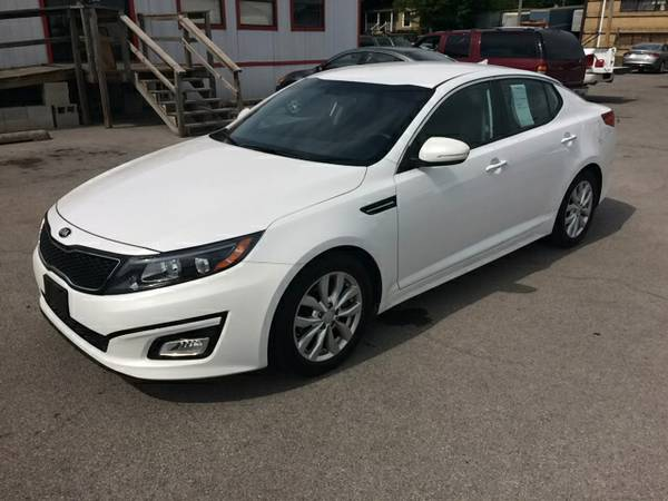 2015 KIA OPTIMA..TRADE IN YOUR BUCKET & ROLL TODAY!!!!! ALL CREDIT OK