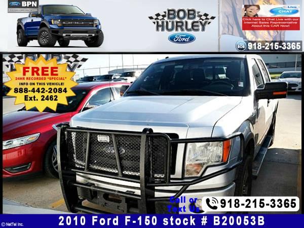 2010 Ford F-150 FX4 Stock #B20053B