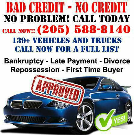 WE HAVE CARS FOR PEOPLE WITH BAD CREDIT OR NO CREDIT LOW DOWN EZ TERMS