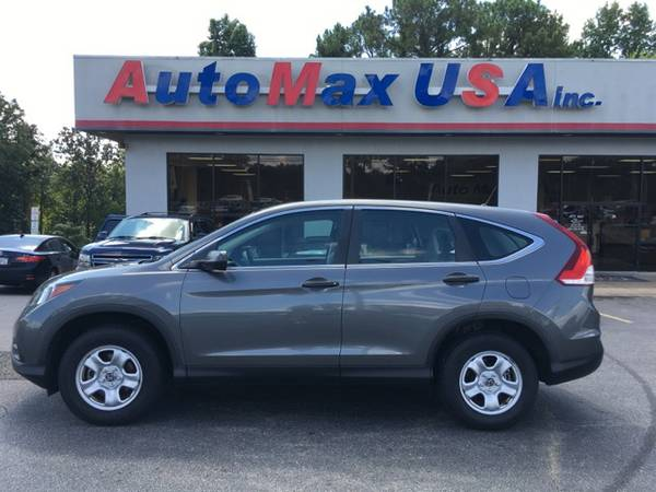 2013 Honda CR-V LX 2WD - Soild Local Trade