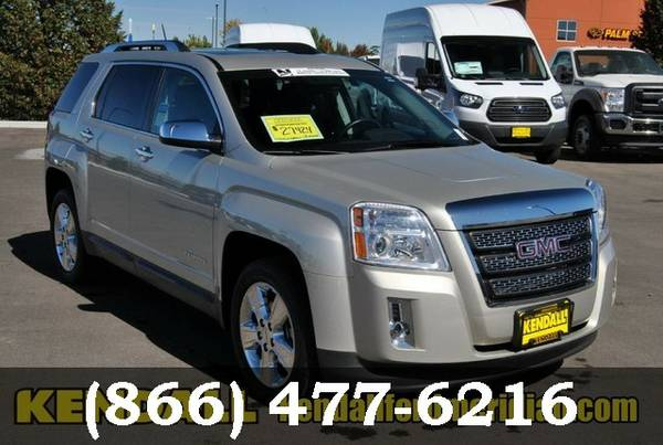 2015 GMC Terrain Champagne Silver Metallic **Great Price Online!!**