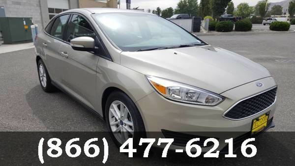 2015 Ford Focus Magnetic *Priced to Go!*