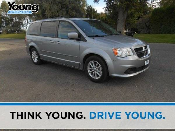 2014 *Dodge Grand Caravan* SXT - (Billet Silver Metallic Clearco) 6