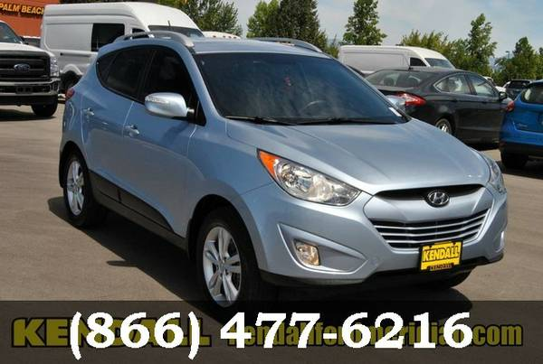 2013 Hyundai Tucson Laguna Blue Metallic **Online SPECIAL OFFER***