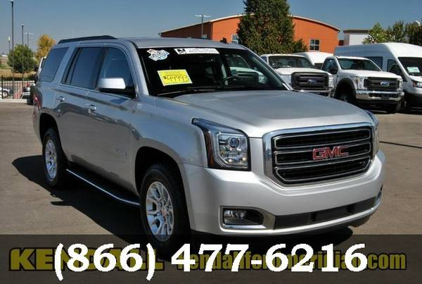 2015 GMC Yukon Quicksilver Metallic **Awesome Online Price!**