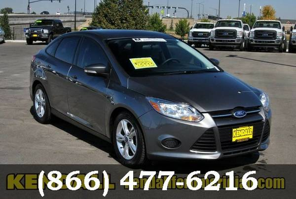 2014 Ford Focus Sterling Gray Metallic WOW... GREAT DEAL!
