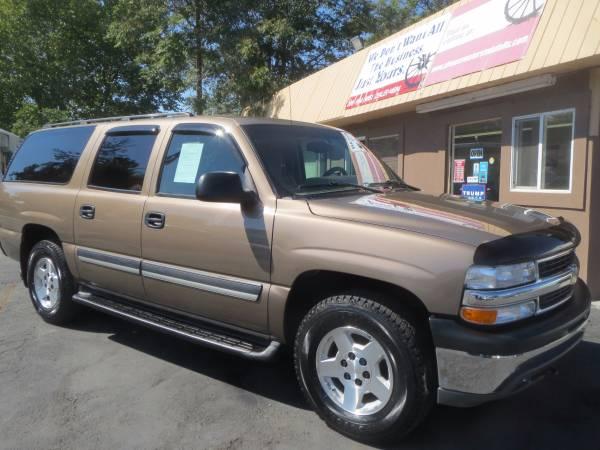 2004 Chevrolet LS Suburban 4x4