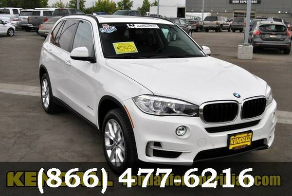 2016 BMW X5 Mineral White Metallic **Great Price Online!!**