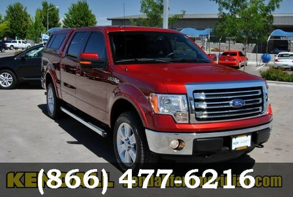 2013 Ford F-150 RED SEE IT TODAY!