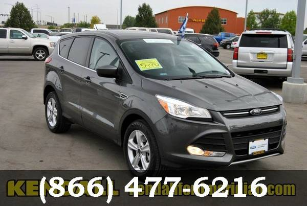 2016 Ford Escape Magnetic SEE IT TODAY!