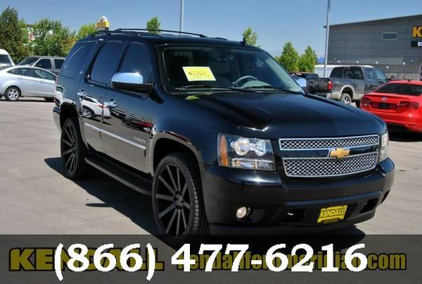2014 Chevrolet Tahoe Black Call Now..Priced to go!