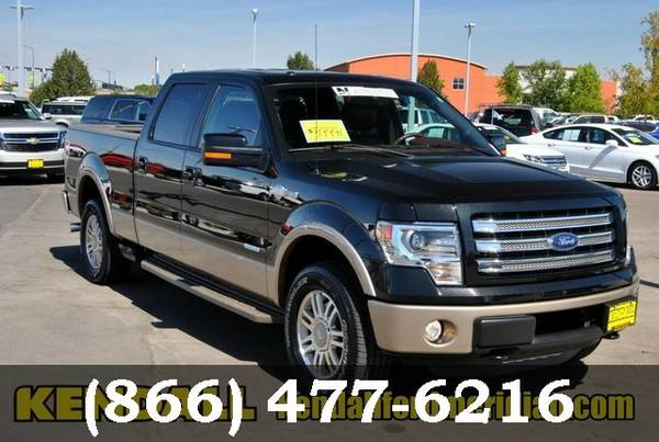 2013 Ford F-150 Tuxedo Black Metallic Buy Now!