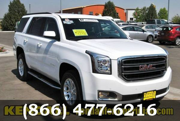 2016 GMC Yukon Summit White ***HUGE SALE!!!***