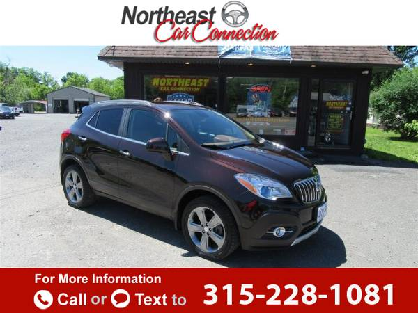 2013 *Buick* *Encore* *Leather* 58k miles