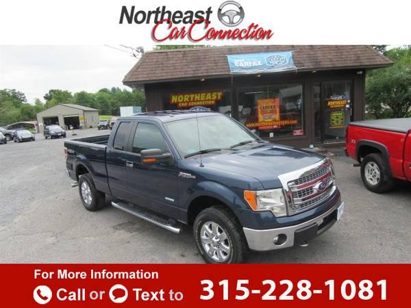 2013 *Ford* *F-150* *XLT* 88k miles