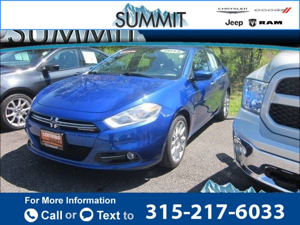 2013 *Dodge* *Dart* *Limited* 33k miles