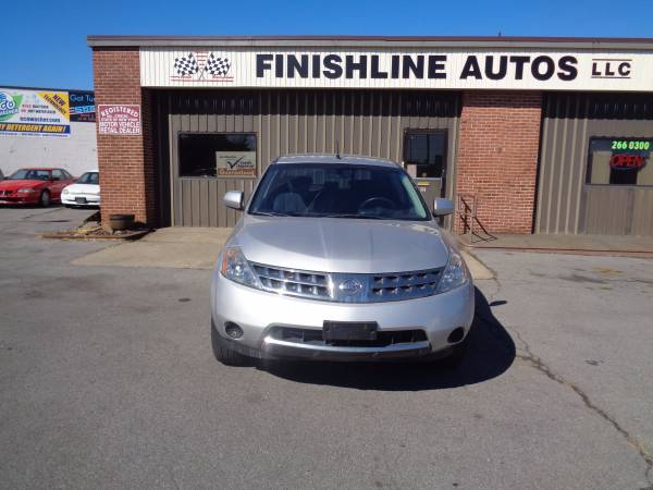 2007 Nissan Murano S GUARANTEED APPROVAL