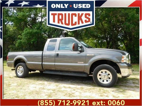 2006 *Ford F250* *F-250*F 250* XLT Super Duty (8cyl, 6.0L, 325.0hp)...