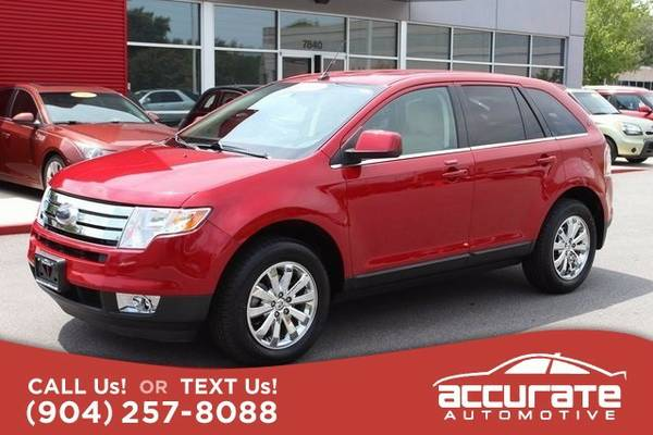 2010 Ford Edge Limited SUV Edge Ford