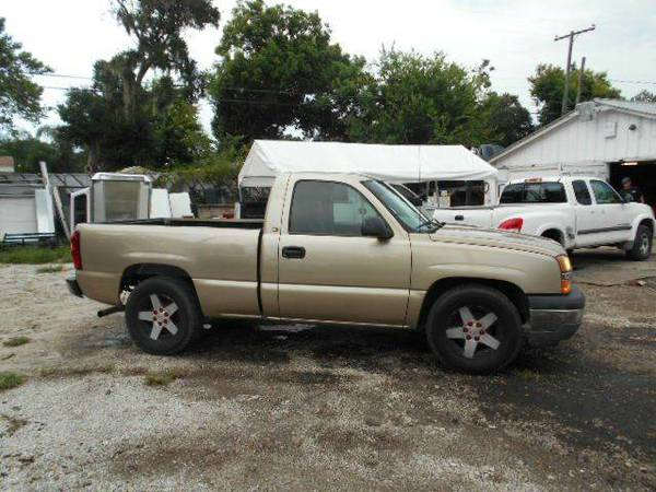 2005 Chevrolet Silverado 1500 100% Financing And Leasing Available