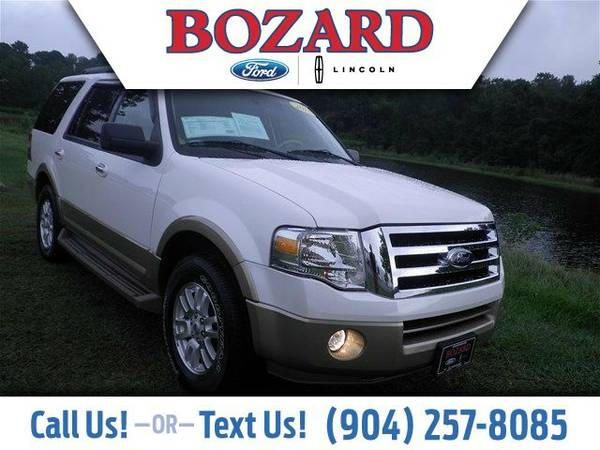 2013 Ford Expedition XLT SUV Expedition Ford