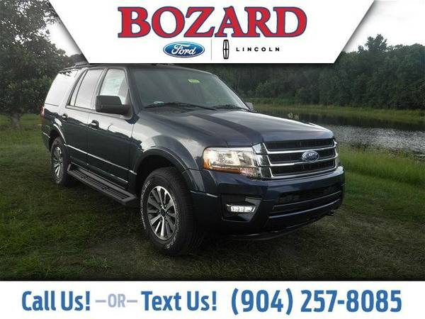 2017 Ford Expedition XLT SUV Expedition Ford