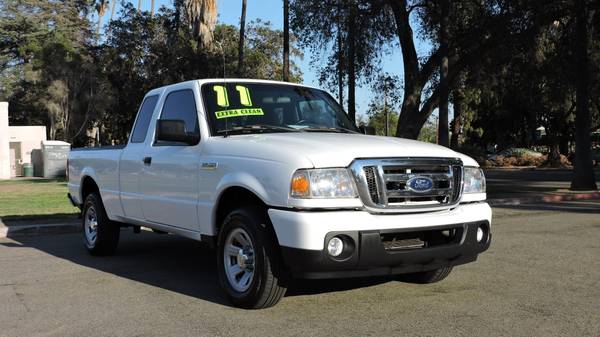 2011 FORD RANGER SUPER CAB ONE OWNER CLEAN CARFAX