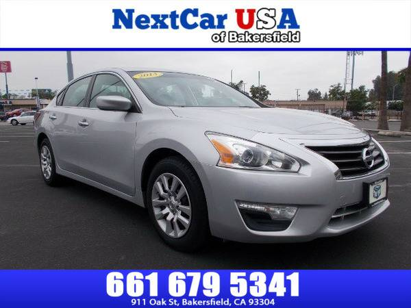 *2013* *Nissan* *Altima* *2.5 S* **As Low as $495 Down**
