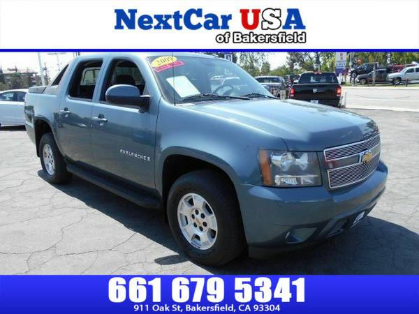 *2009* *Chevrolet* *Avalanche* *LT w/1LT* **As Low as $495 Down**