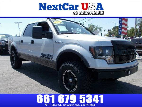 *2009* *Ford* *F-150 F150* *FX4* **As Low as $495 Down**