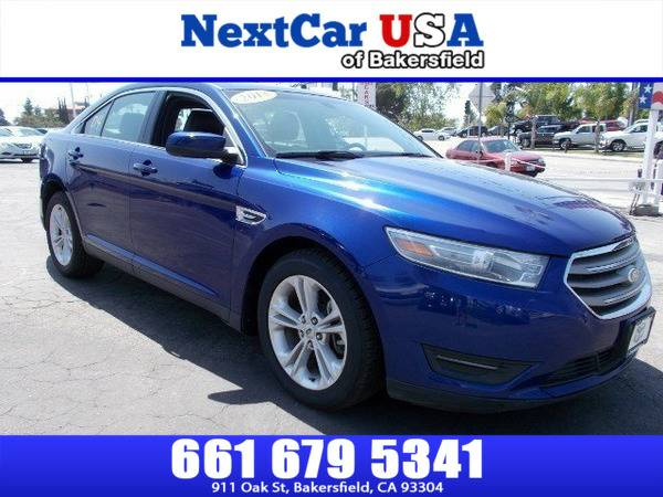 *2013* *Ford* *Taurus* *SEL* **As Low as $495 Down**