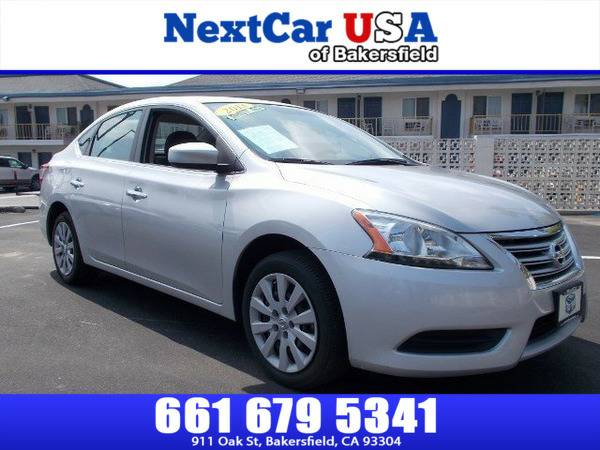 *2013* *Nissan* *Sentra* *SV* **As Low as $495 Down**