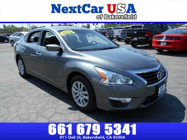 *2014* *Nissan* *Altima* *2.5 S* **As Low as $495 Down**