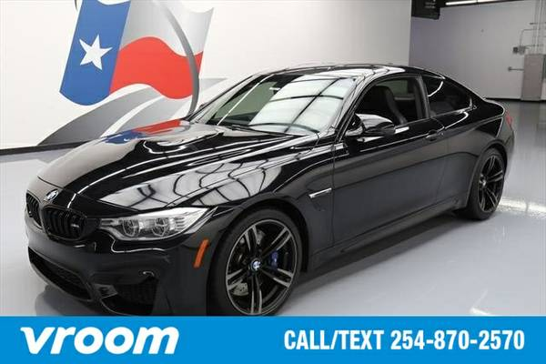 2015 BMW M4 2dr Coupe Coupe 7 DAY RETURN / 3000 CARS IN STOCK